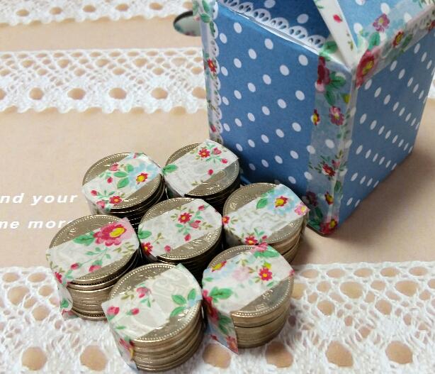 ズボラな人でも毎日500円玉が貯まるすごい方法で3万円貯まった!